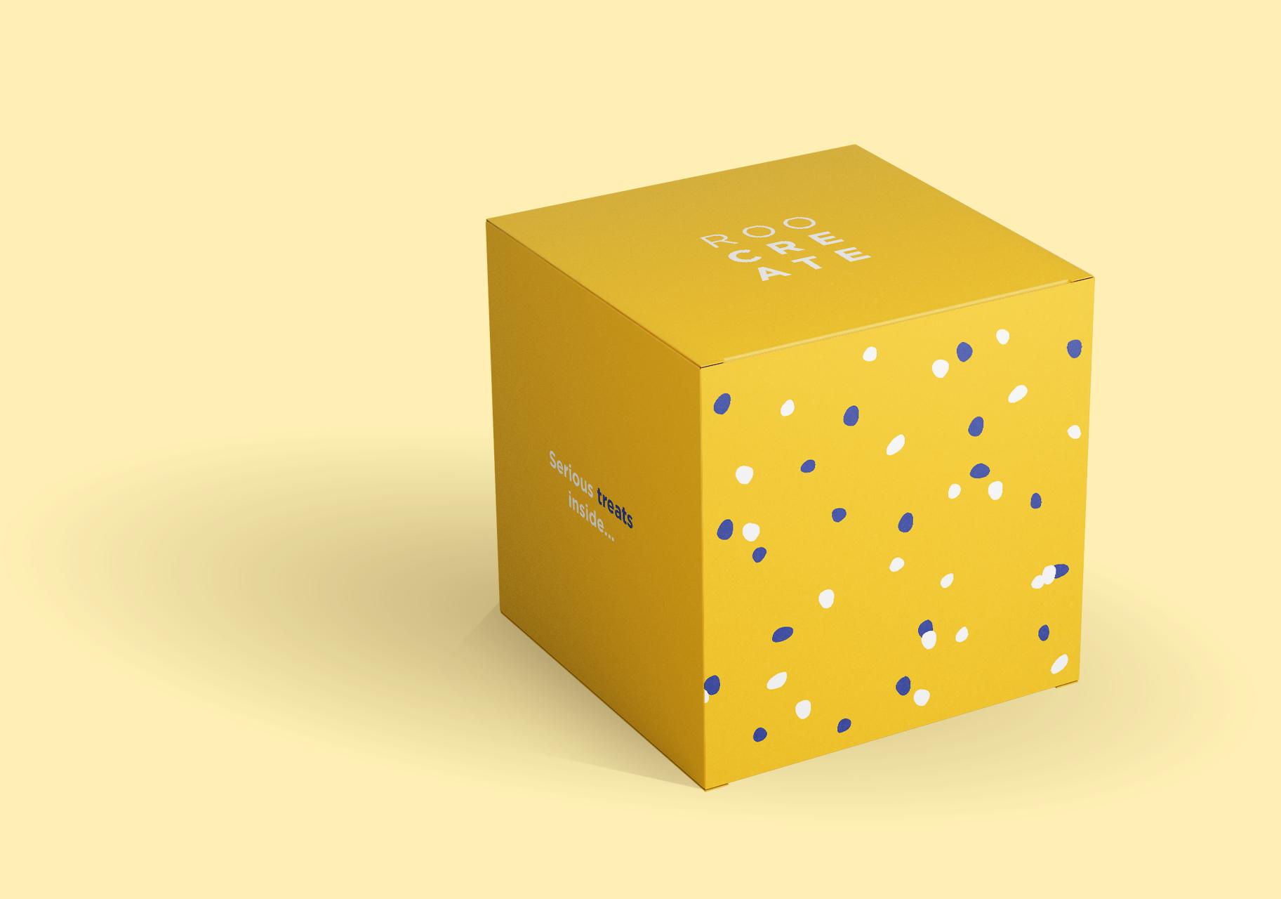RooCreate Eco Product Box